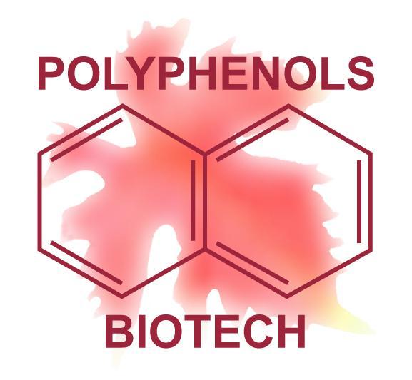 logo polyphenols biotech